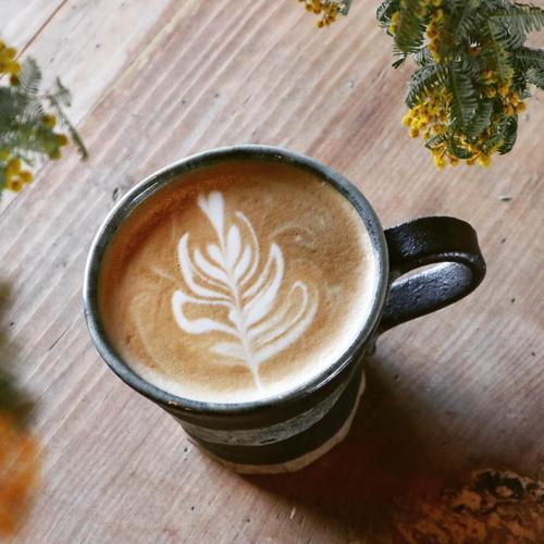 バリスタこだわり本格コーヒー