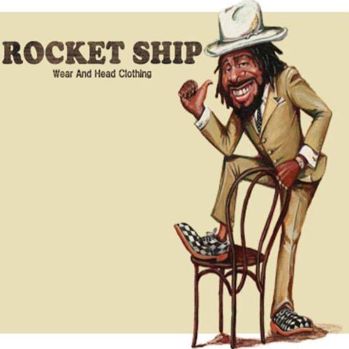 ROCKET SHIPロゴ