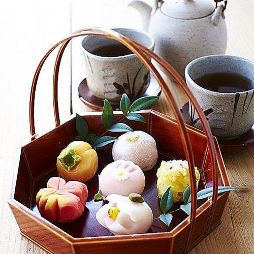 季節の和菓子