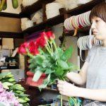 FiLE.001 星川通りの和風花屋で働く「看板花娘」に密着!