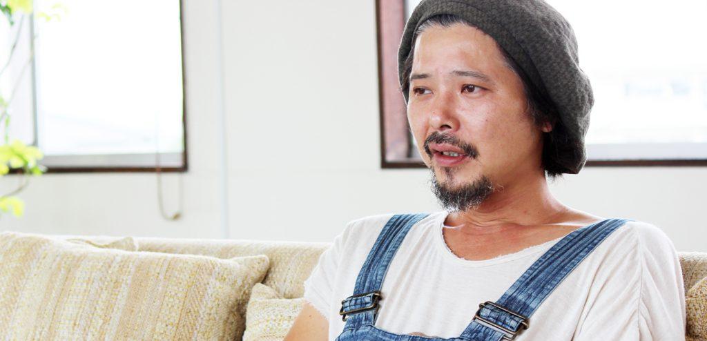小久保俊平インタビュー