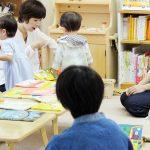 ゆめみる本屋さんで開催された、絵本で子育て講座に潜入!