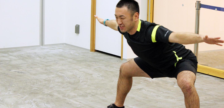熊谷ラグビー体操はじめ