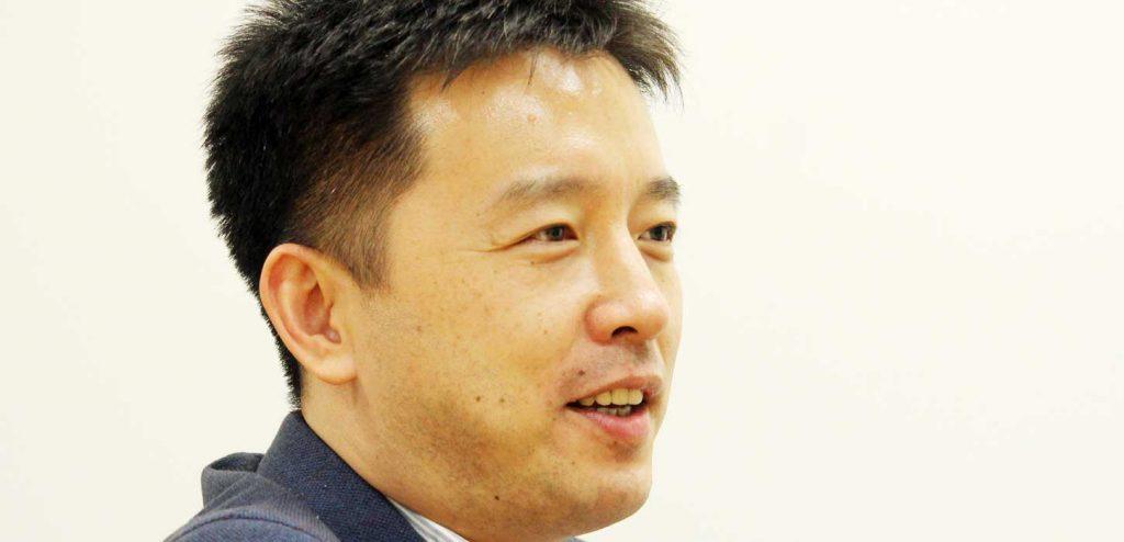 高井さんのインタビュー